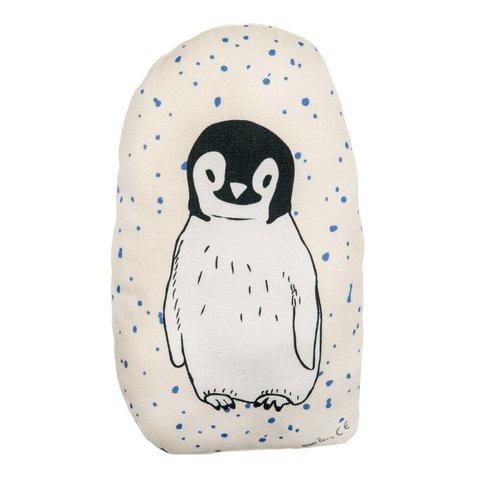 Mimilou mini knuffel kussen pinguïn