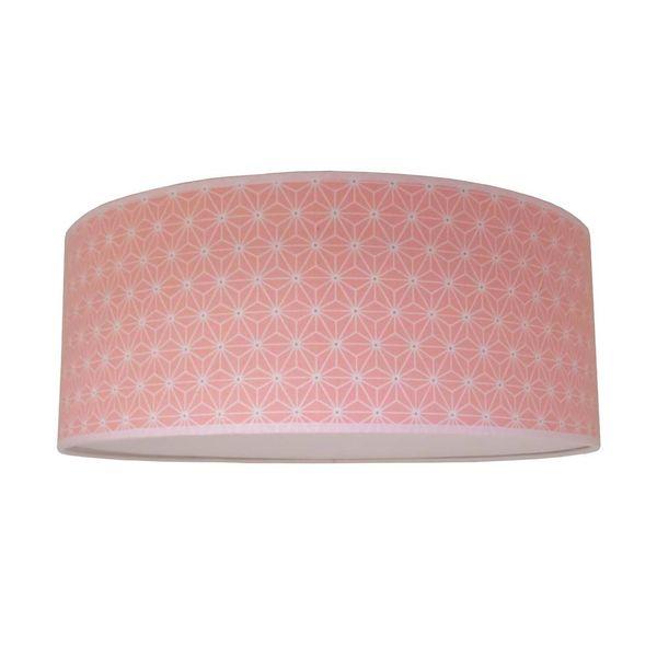 Juul Design Juul Design plafonniere kinderkamer geometric roze