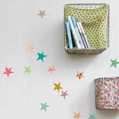 Baby-en Kinderkamer muurstickers sterren