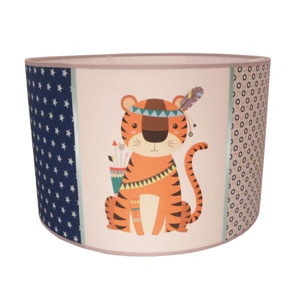 Juul Design Juul Design hanglamp kinderkamer tijger Tribal Tiger