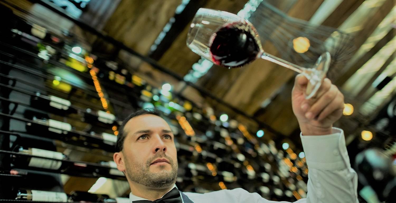 Bezoek onze wijnproeverij