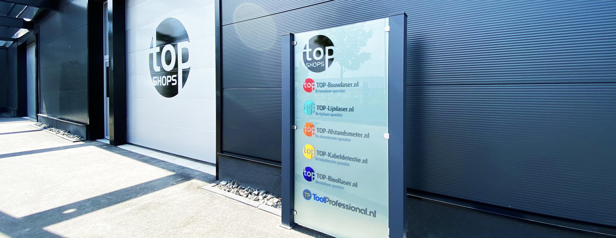 Bedrijfspand TOP-Kabeldetectie Eenspan 5B