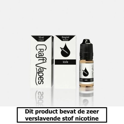Craft Vapes Menthol & Vanille