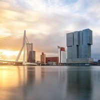 7 food hotspots for lunch in Rotterdam