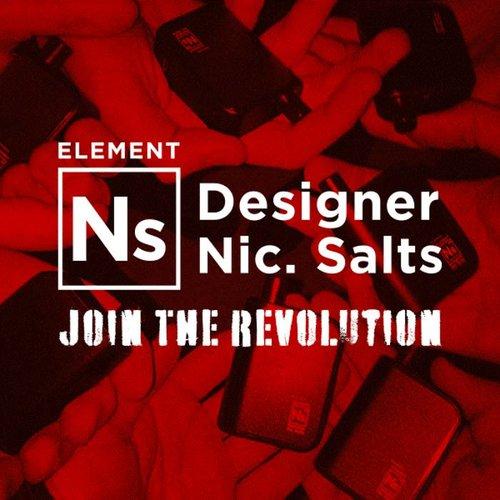 salt-based nicotine