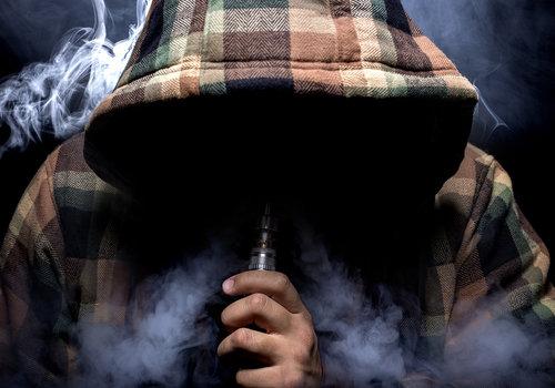 Nikotinsalz E-Zigaretten