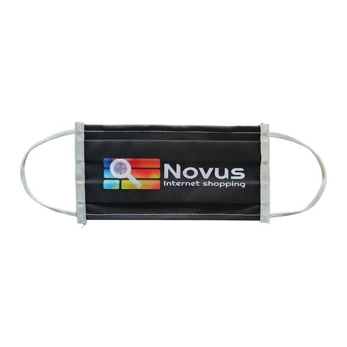 Novus Fumus 3 Polyester Face Masks - Reusable and Machine Washable