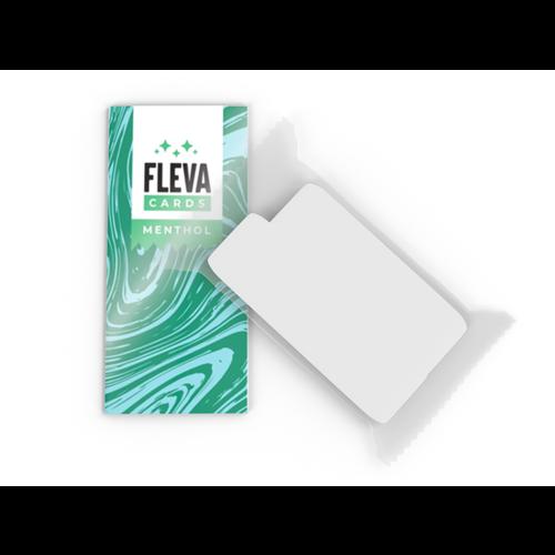 Novus Fumus Fleva cards menthol