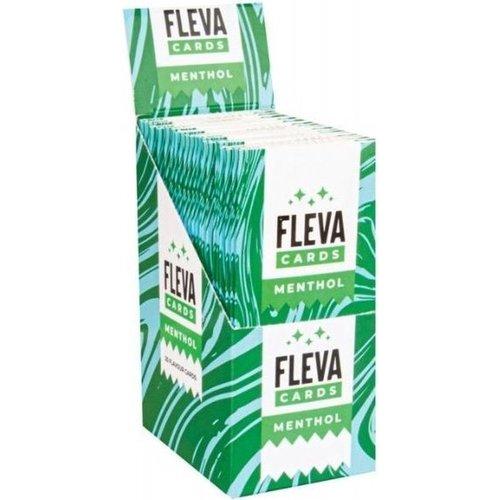 Novus Fumus FLEVA Cards Menthol- 25 Karten