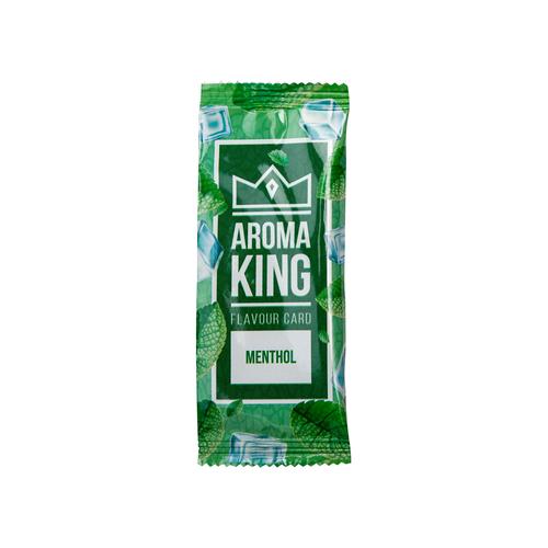 Novus Fumus Menthol Flavor Card