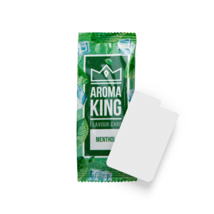 Novus Fumus Aroma King Flavor Card Menthol - 25 stuks