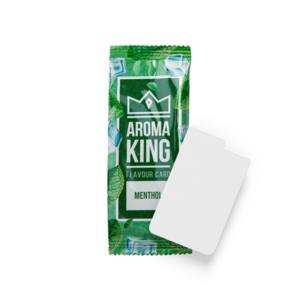 Novus Fumus Aroma King Flavour Card Menthol - 25 Stück