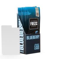 Blaubeere Geschmackskarte