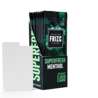 Superfresh Menthol Geschmackskarte