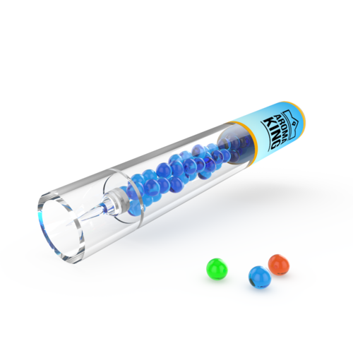 Novus Fumus Aroma King Click Menthol Kapseln für Zigaretten - Inklusive Applicator - Mint