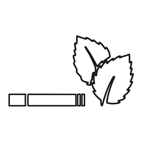 Wie bekomme ich Menthol Geschmack in Zigaretten?