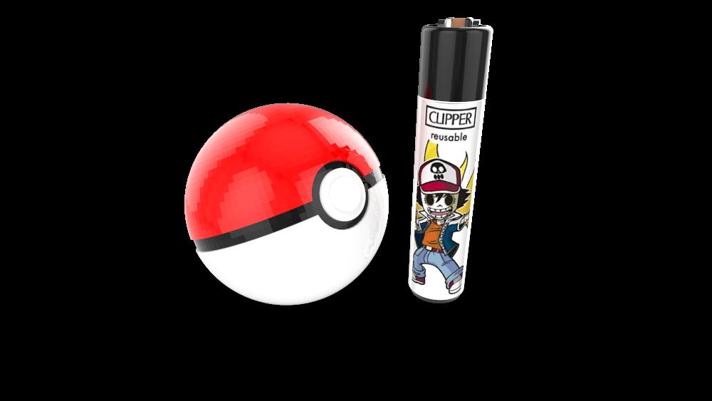 Clipper Lighter Pokemon