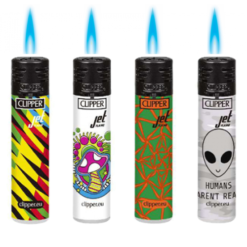 Clipper Jet Flame - Psycho