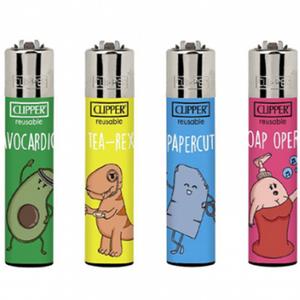 Clipper Funny Humor - Lighter