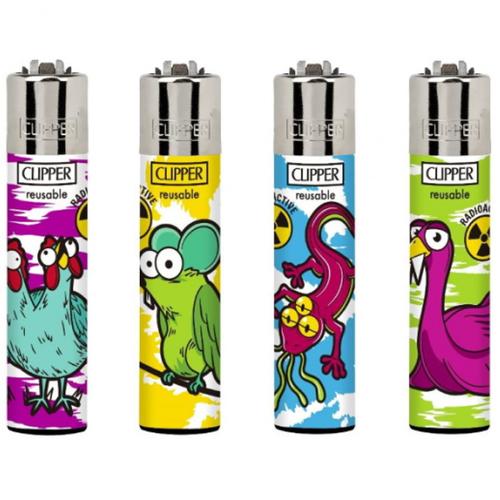 Clipper Mutant Animals - Lighter