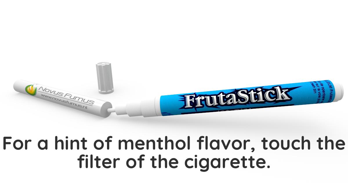 Frutastick Menthol Ice