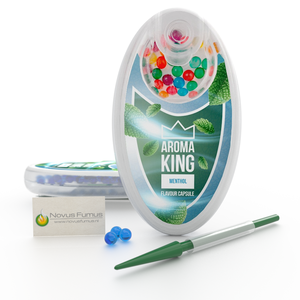 Aroma King Aroma King Menthol Click flavour capsules - Inserter Included