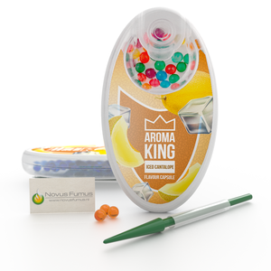 Aroma King Aroma King Iced Cantaloupe Click flavour capsules - Inserter Included