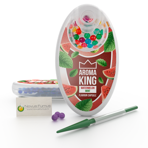 Aroma King Watermelon Mint Click flavour capsules