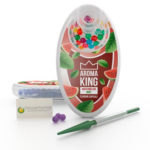 Aroma King Watermelon Mint klik bolletjes