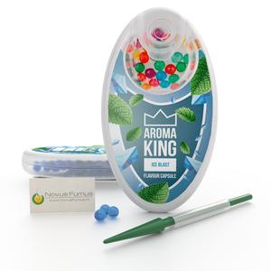 Aroma King Ice Blast Click flavour capsules