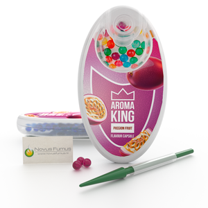 Aroma King Passion Fruit Flavor Click flavour capsules