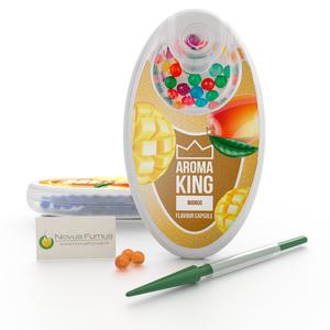 Aroma King Mango Flavor Click flavour capsules