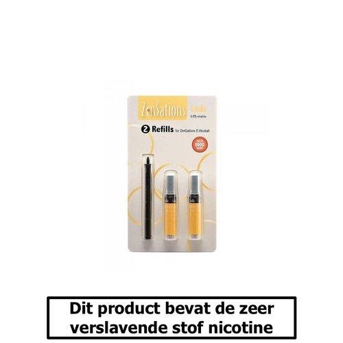 Zensations Refills - Vanille - 0.9mg Nicotine