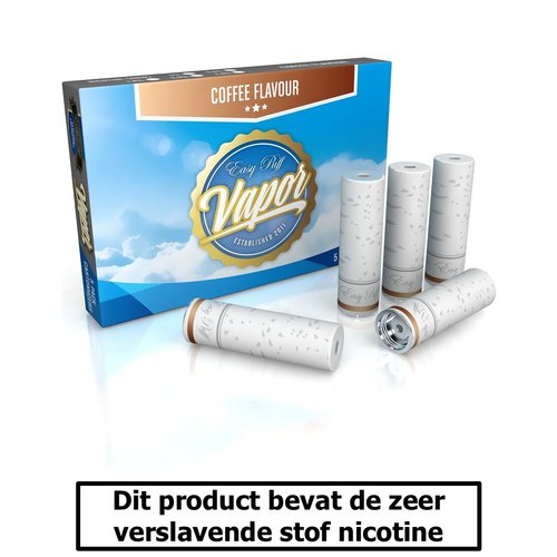 Easypuff Easypuff Koffie - Nicotine vrij (0mg)