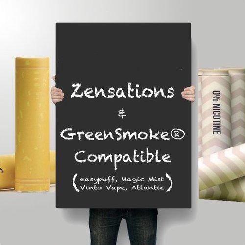 Cartomizers für E-Zigaretten