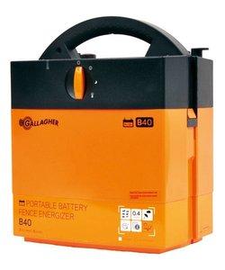 Batterij apparaat B40