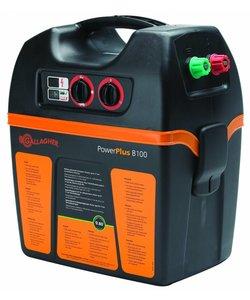 Accu- en batterij apparaat B100