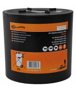 Ronde batterij 6V alkaline 90Ah