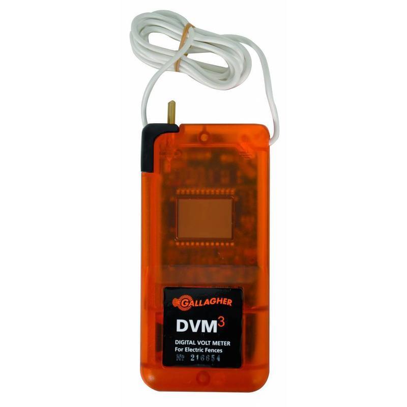 Gallagher Digitale voltmeter