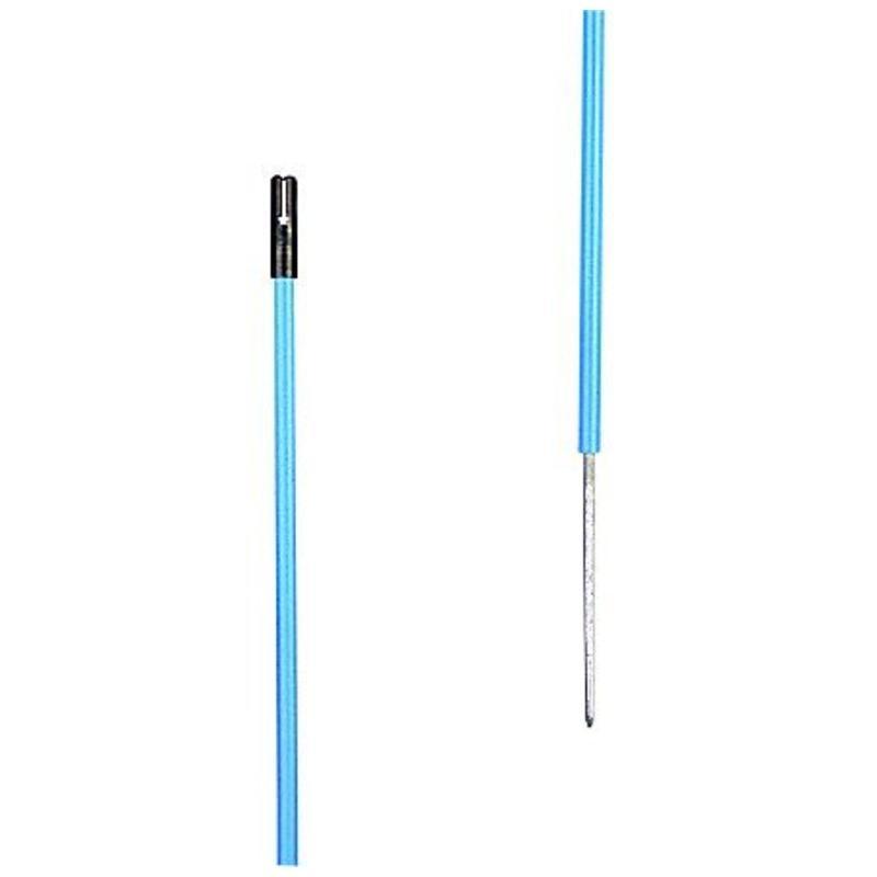 Gallagher Kunststofpaal 1,00 m blauw (10 stuks)