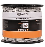 Gallagher EconomyLine cord wit 200 m