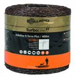 Gallagher Vidoflex 9 Turboline Plus terra 400 m