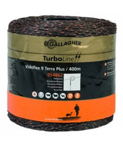 Vidoflex 9 Turboline Plus terra 400 m