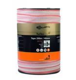 Gallagher TurboLine lint 40 mm standaard wit 200 m