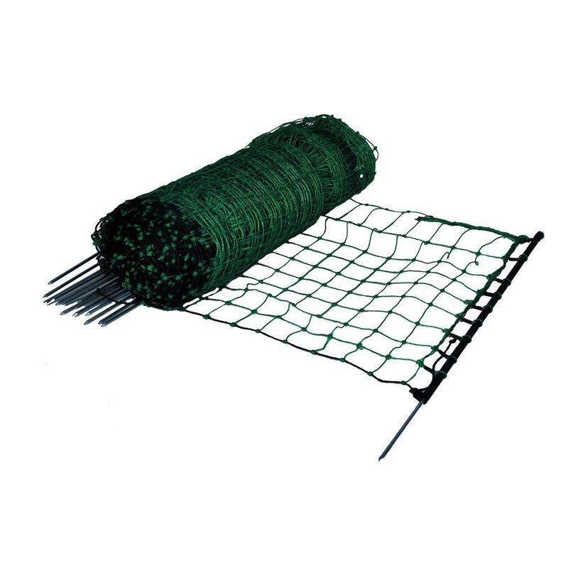 Gallagher Hobbynet groen, enkele pen 65 cm