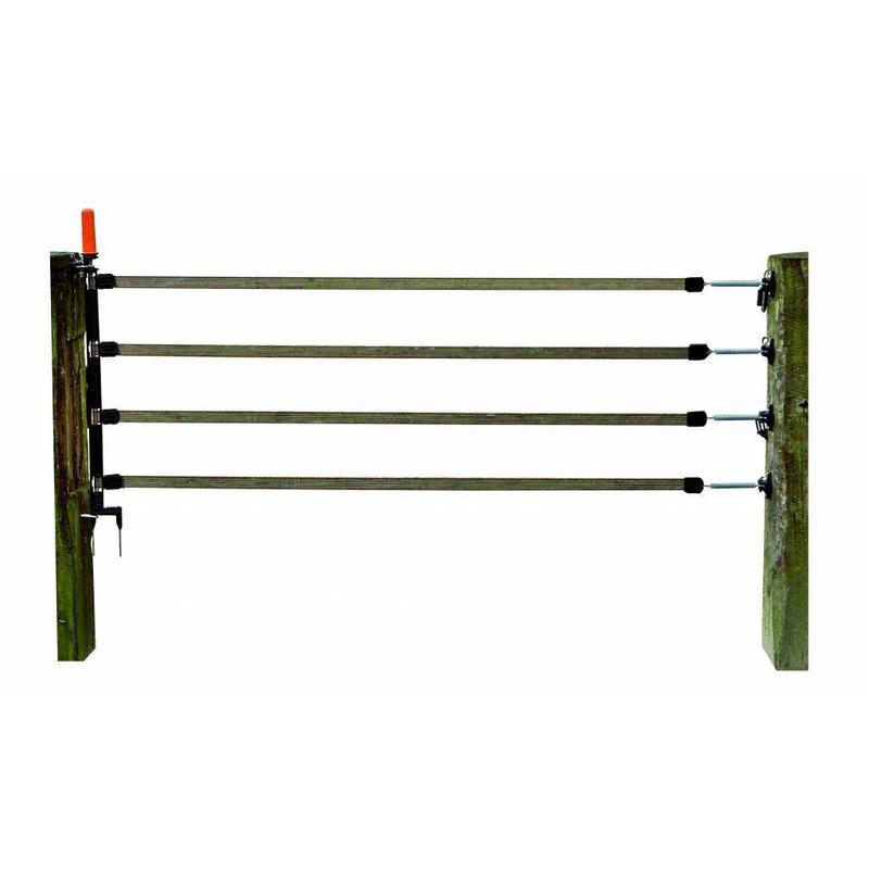 Gallagher Meerdraadse doorgangsset 4x40 mm terra lint 6 m
