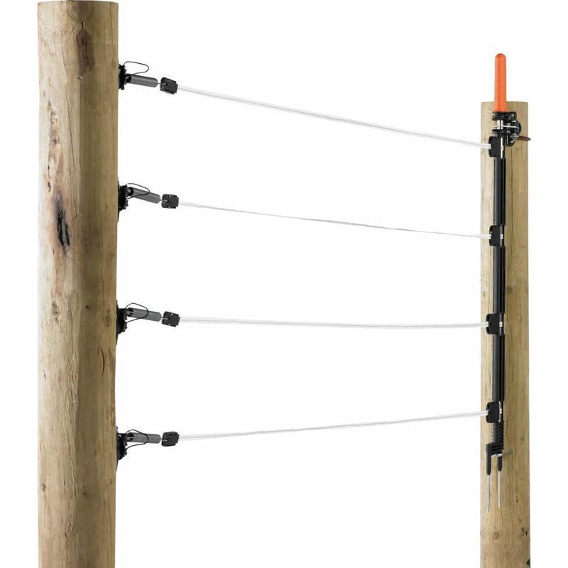 Gallagher Meerdraadse doorgangsset 4x12.5 mm lint 6 m