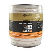 Gallagher TurboStar Super lint 40 mm wit 350 m