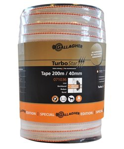 TurboStar Special Edition lint 40 mm wit 200 m