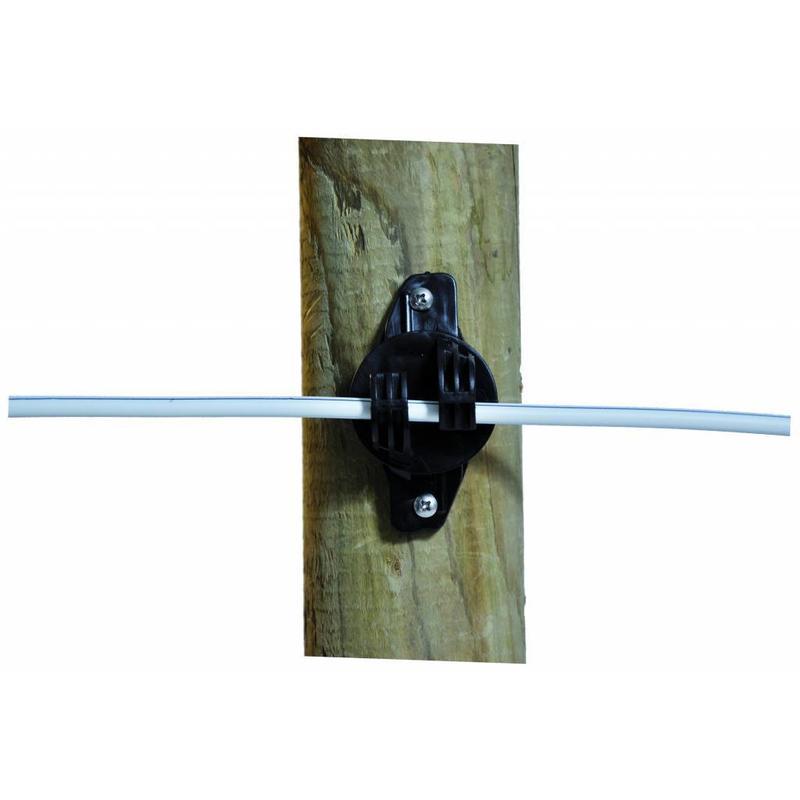 Gallagher W-isolator zwart Super 25 st - Outlet